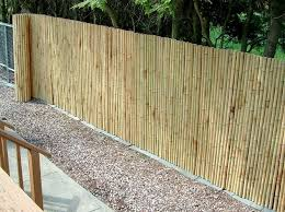 Decorate A Chain Link Fence Decoration Chain Link Fence Cover With Bamboo Fence On Chain Link