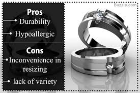 palladium wedding rings pros and cons lets weigh in on the important pros and cons of cobalt rings