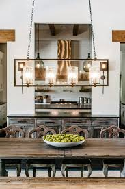 Linear Chandelier Dining Room Linear Chandelier Lighting Pinterest Farmhouse Interior