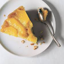 fresh pineapple upside down cake recipe epicurious com