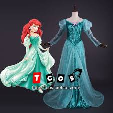 princess ariel halloween costume compare prices on princess ariel costume for adults online