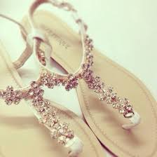 silver flat wedding shoes shoes wedding shoes wedding accessories diamonds flat sandals