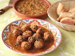 recette cuisine poisson recette tajine de boulettes de poisson cuisinez tajine de boulettes