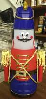 christmas toy soldier don u0027t throw away your empty creamer bottles
