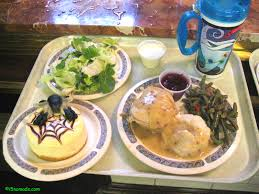 thanksgiving dinner at disneyland divascuisine