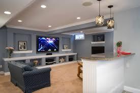 living room small ideas with tv in corner sloped foyer basement