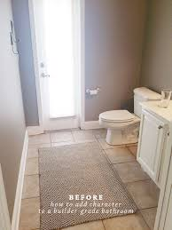 builder grade how to add character to a builder grade bathroom ashlee proffitt