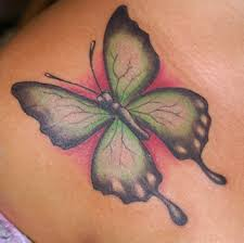 one of the most popular designs butterfly tattoos