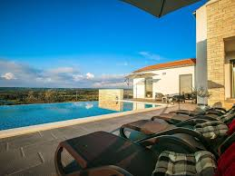 Outside Pool Luxury Villa With Billiard Room And Large Outside Pool Sveti