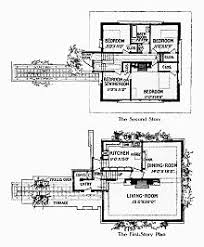 Frank Lloyd Wright Home And Studio Floor Plan A Fireproof House For 5000 Wikipedia