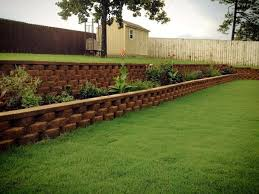 Best DIY Retaining Wall Images On Pinterest Backyard Ideas - Retaining wall designs ideas