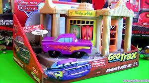 cars characters ramone cars ramones house of body art geotrax playset disney pixar mattel