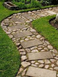 68 best diy walkways paths etc images on pinterest gardening