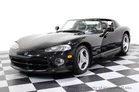 dodge viper for sale dallas dodge viper for sale in nevada carsforsale com