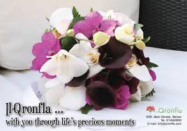 wedding flowers malta qronfla wedding flower shop malta www maltaweddingsguide