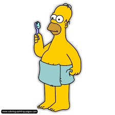 homer homer simpsons clipart clipground