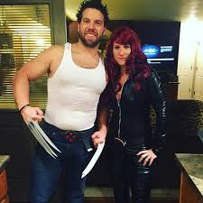 Wolverine Halloween Costume 23 Easy Halloween Costumes Couples 2 2 Stayglam