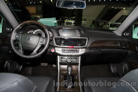 2015 honda accord v6 2015 honda accord interior at the 2014 moscow motor indian