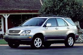 lexus rx300h 1999 03 lexus rx 300 consumer guide auto