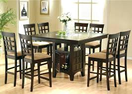 Dining High Chairs Winsome Kitchen Table With High Chairs Boldventure Info