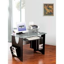 Computer Desk Ebay by Top 10 Computer Desks Ebay With Regard To Techni Mobili Glass Top