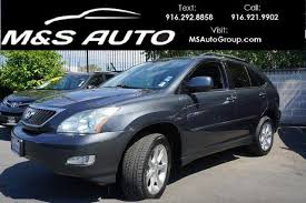 lexus 350 used for sale used lexus rx 350 for sale in sacramento ca edmunds