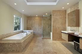 Bathroom With Open Shower Open Showers Ewdinteriors