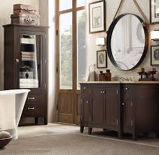 Restoration Hardware Bathroom Mirrors Bathroom Glamorous Pottery Barn Bathroom Mirrors Crate And Barrel