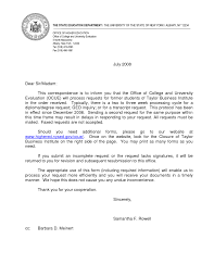 Sample Business Letter With Cc by Closure Of Business Letter Gallery Examples Writing Letter