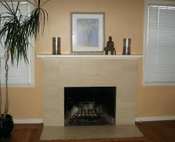glass tile fireplace makeover corner fireplaces large slate hearth