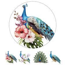 online get cheap peacock scrapbook aliexpress com alibaba group
