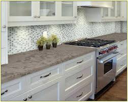 Stick On Kitchen Backsplash Tiles Peel Stick Kitchen Backsplash And Sticky Tile For Interior Home