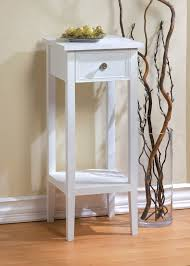 Small White Side Table Side Tables For Bedroom White Genius Regarding Small Table