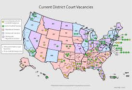 Us Court Of Appeals Map Maps Judicialnominations Org