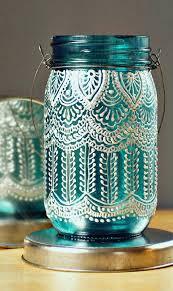 best 25 lace jars ideas on diy lace jars