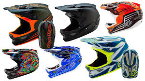 tld motocross gear first look 2016 troy lee designs d3 a1 and d2 helmets