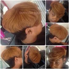 can you sew in extensions in a pixie hair cut afro black hairdresser wood green brazilian weave north london