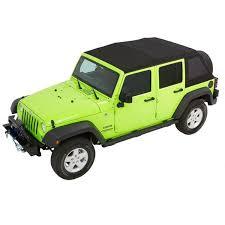 jeep wrangler unlimited soft top bestop 5492317 nx glide soft top for 2007 2017 jeep wrangler 4