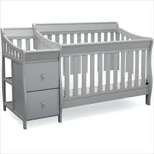 cribs with changing table and storage white crib and changing table furniture 2 set convertible crib and