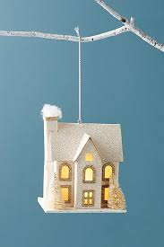 cozy home light up ornament anthropologie