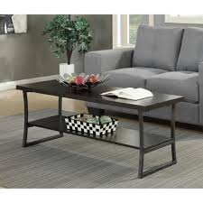 coffee table espresso coffee tablesnd table on wheels concord