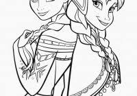 elsa anna coloring pages free coloring pages