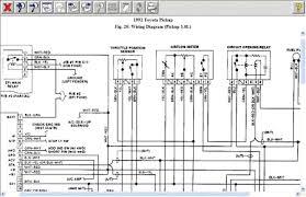 toyota pickup wiring diagram carlplant