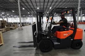 electric forklifts from illinois material handling