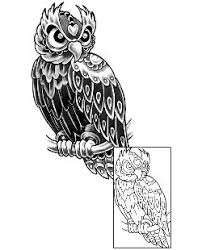 tattoo johnny owl tattoos