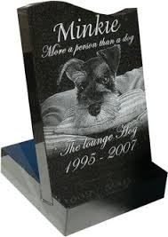headstones for dogs pet memorial stones grave markers pet headstones anything