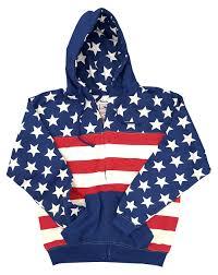 American Flag Zippo American Flag Zip Up Hoodie