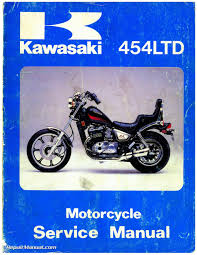 1984 kawasaki en450a1 454 ltd service manual