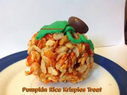rice crispy treat pumpkins treat pumpkin rice krispies autry creations