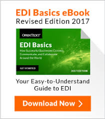 what is edi electronic data interchange edi basics